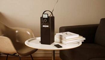 Altavoz portátil para iPod de Audio Pro
