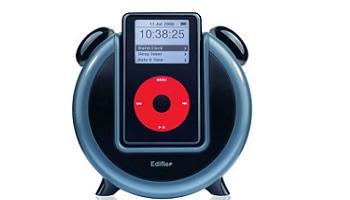 iPod despertador