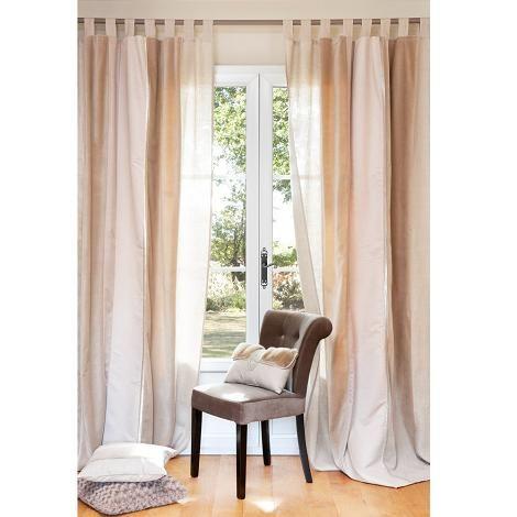 Maisons du Monde:cortinas