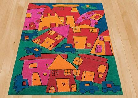 10 alfombras infantiles