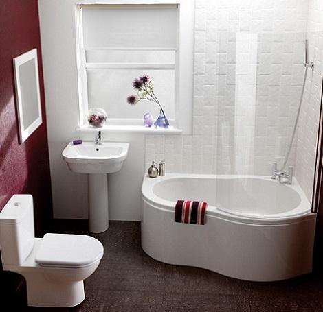 5 ideas prácticas para bañospequeños