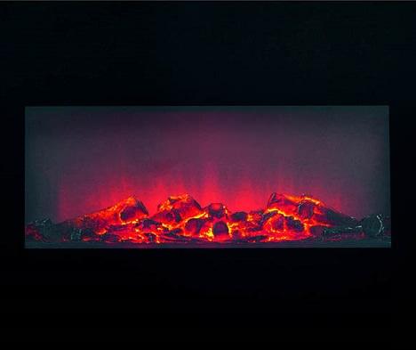 estufas y chimeneas de Leroy Merlín 2013