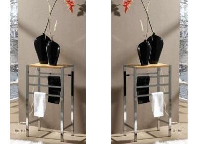 radiador toallero tipo taburete de OXIL