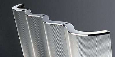 radiador ondulado de Runtal