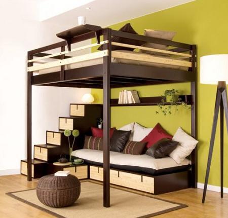 ikea camas altas matrimonio