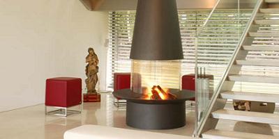 chimeneas de diseño
