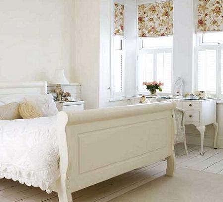 Dormitorio provenzal