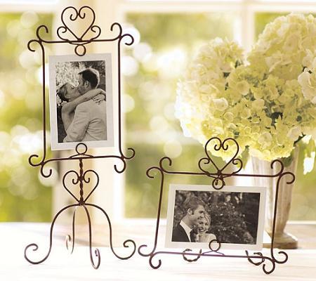 Regalos de San valentín: marco de fotos