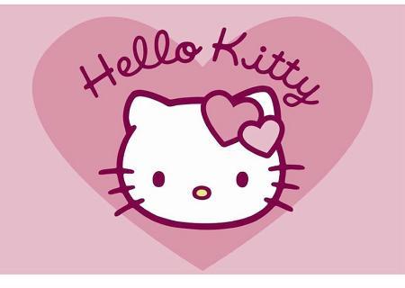 Alfombra Kitty