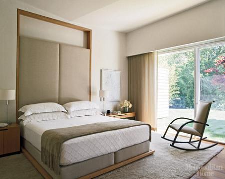 Habitación beige