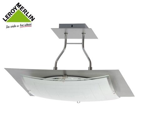 Catálogo de lámparas de techo de Leroy Merlín 2014