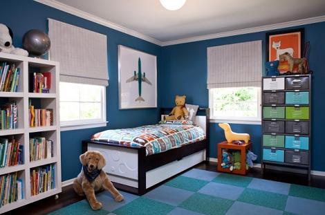 Dormitorio de niño: foto