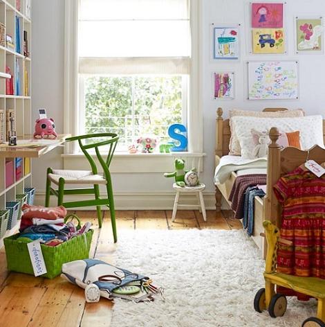 Habitación infantil: foto
