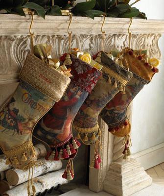 Calcetines de Navidad!