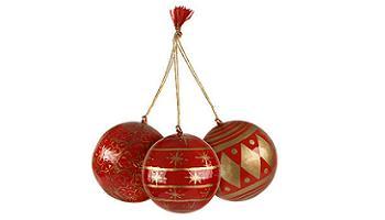 bola de navidad de ZaraHome