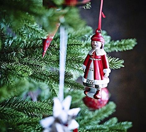 adornos arbol ikea navidad 2013