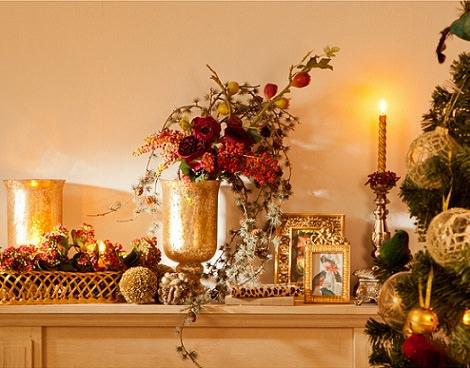 La decoración navideña 2014 según Zara Home salon