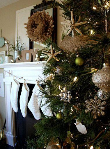 fotografías de inspiración para decorar tu casa en navidad