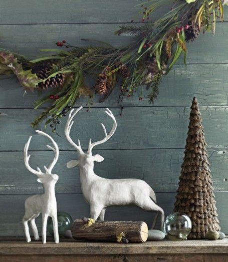 Navidad rústica