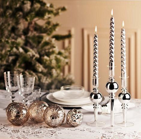 Mesa de Navidad Zara Home