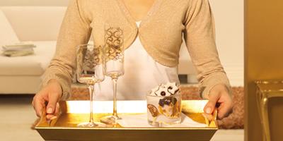 copas de champan