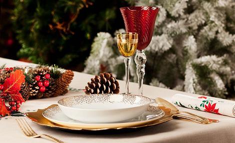 Zara Home mesa de fiestas