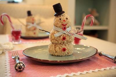 5 ideas para decorar la mesa de navidad decoraci n - Como adornar la mesa en navidad ...