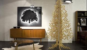alternativas de diseño al arbol de navidad