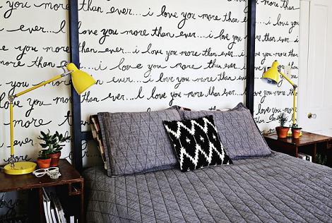 Pintar dormitorio