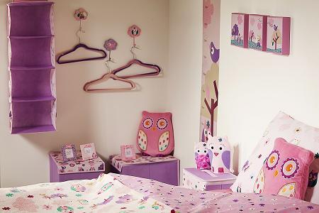 Habitación de niños de Primark
