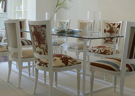 Renueva tu salón, cambiando el tapizado de tus sillas ...