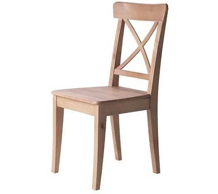 Sillas de madera de Ikea
