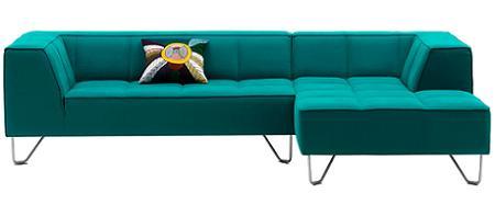 Sofás minimalistas de BoConcept