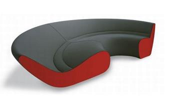 sofa modular circular