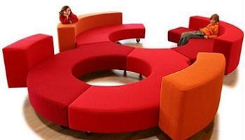 sofa de diseño modular