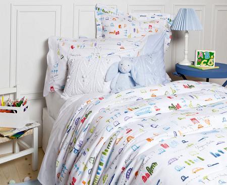 Funda nórdica de Zara Home Kids