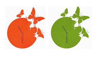 reloj butterfly