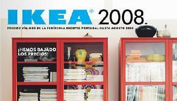 Ikea catalogo 2008