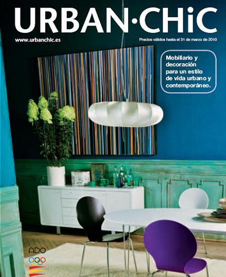 Urban Chic, la decoración urbana y contemporánea del Corte Inglés