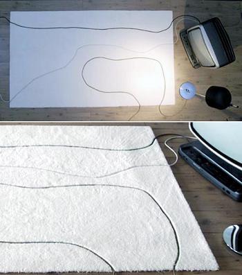 cable carpet
