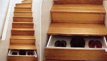 escaleras zapatero