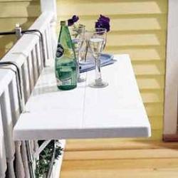 mesa para balcon