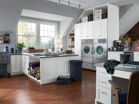 Ideas para el cuarto de la lavadora