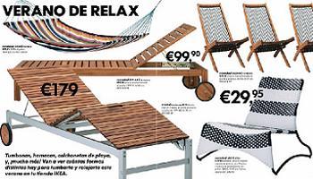 novedades verano abriL IKEA