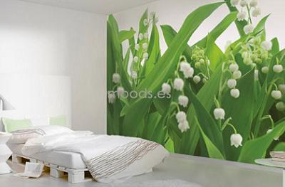 mural vinilo de Moods