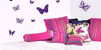 vinilos para decorar el dormitorio