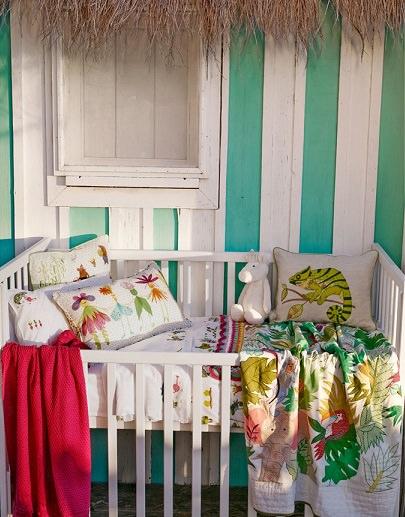 Catálogo de Zara Home kids primavera verano 2014