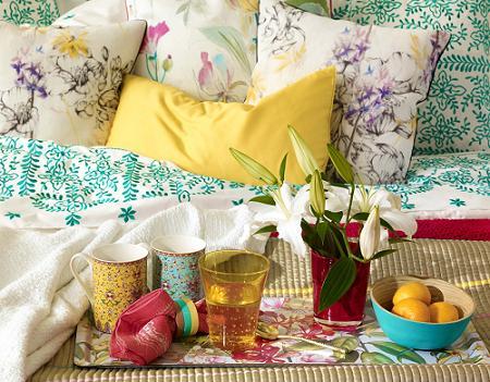 Colección floral de Zara Home